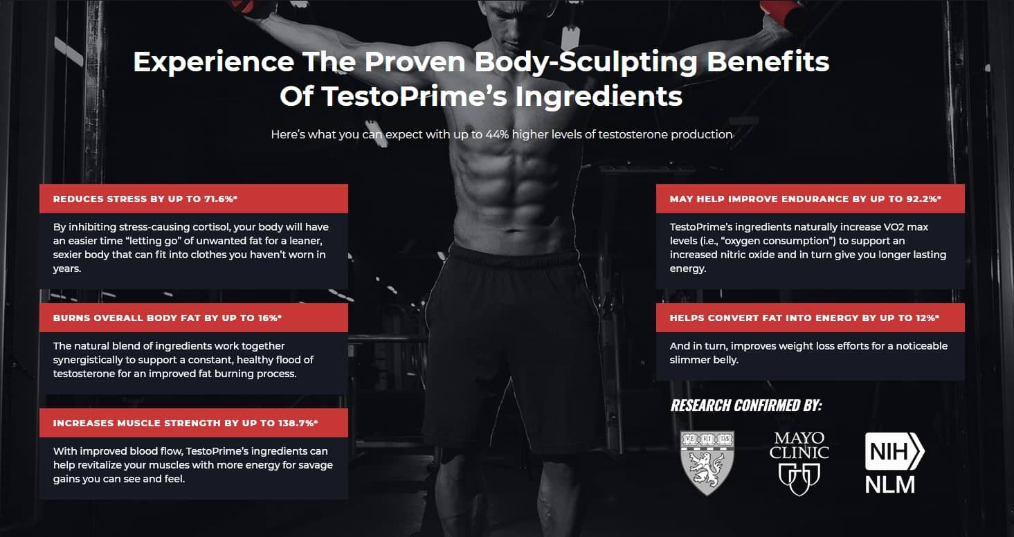 best testosterone booster for men
